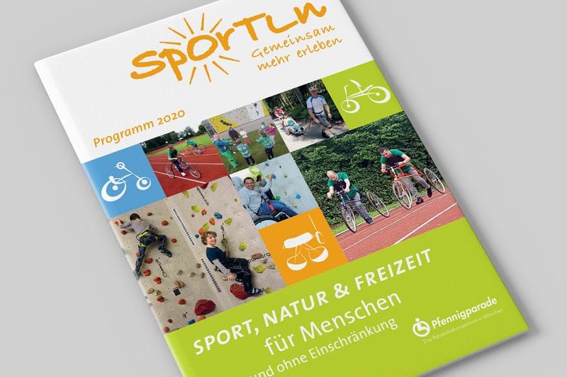 Broschüre Sportln 2020