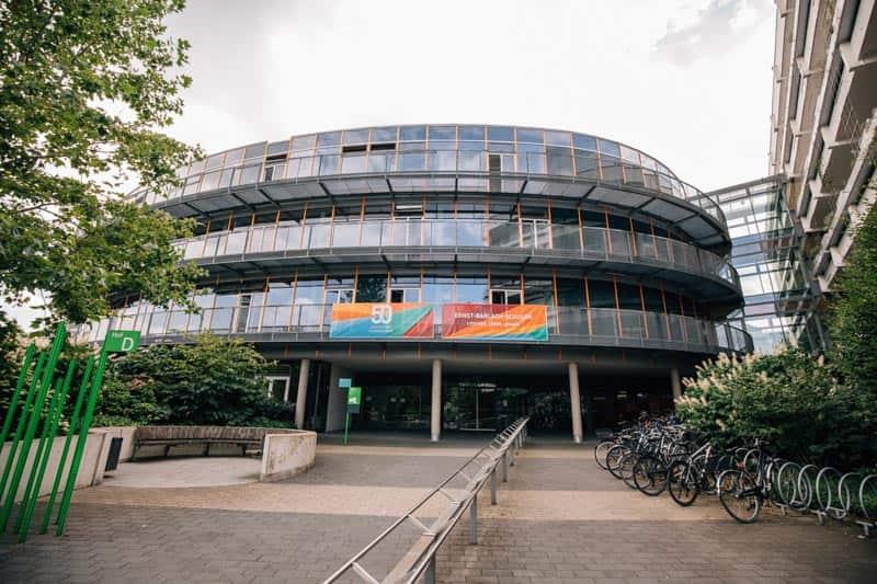 Hauptgebäude Ernst-Barlach-Schulen
