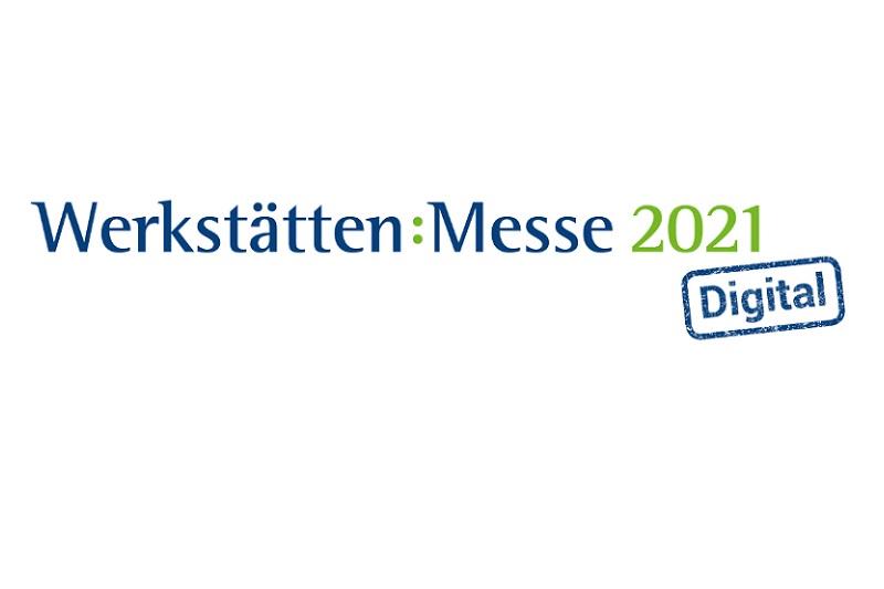 WerkstaettenMesse 2021 Digital Logo