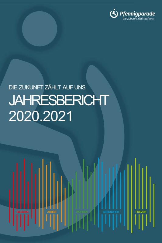 Jahresbericht 2020-2021 der Stiftung Pfennigparade